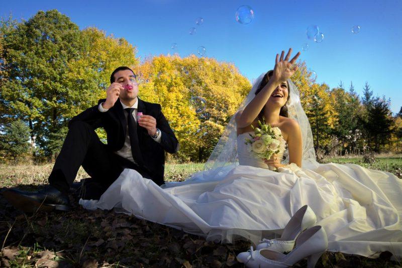 Нов сайт за сватбена фотография