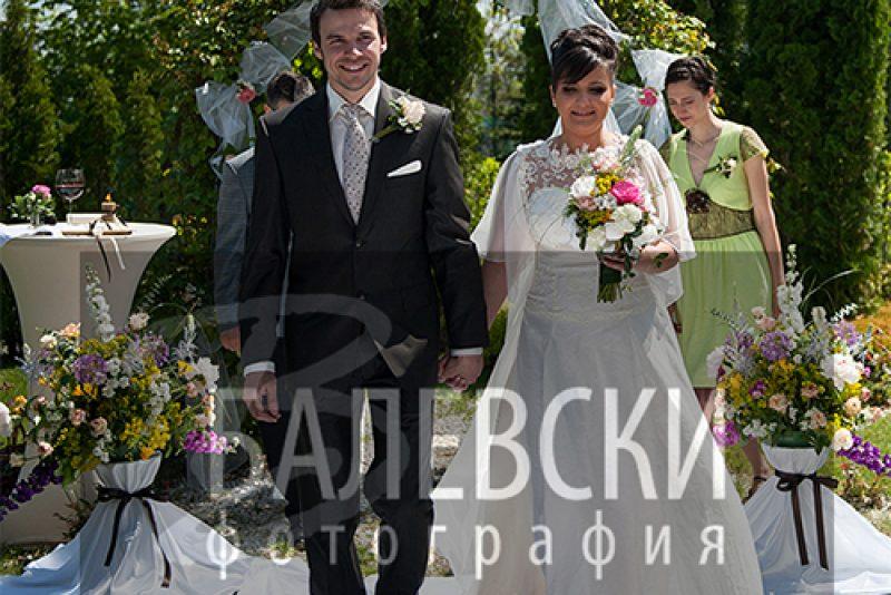 Сватбата на Ивайло Захариев и Миряна – част 2