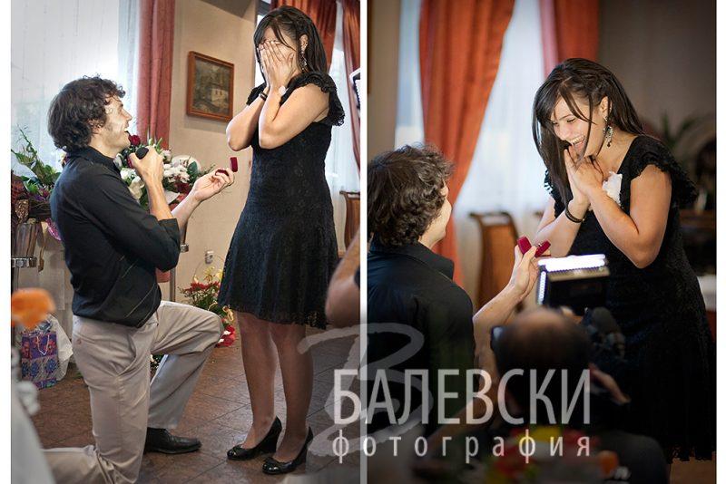 Ивайло Захариев – филм преди сватбата