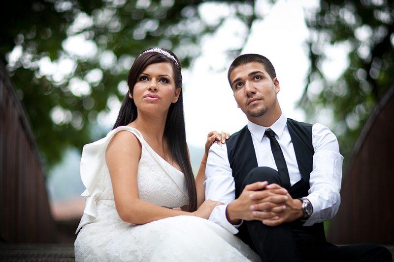 Фотосесия след сватбата – Велислава и Данаил