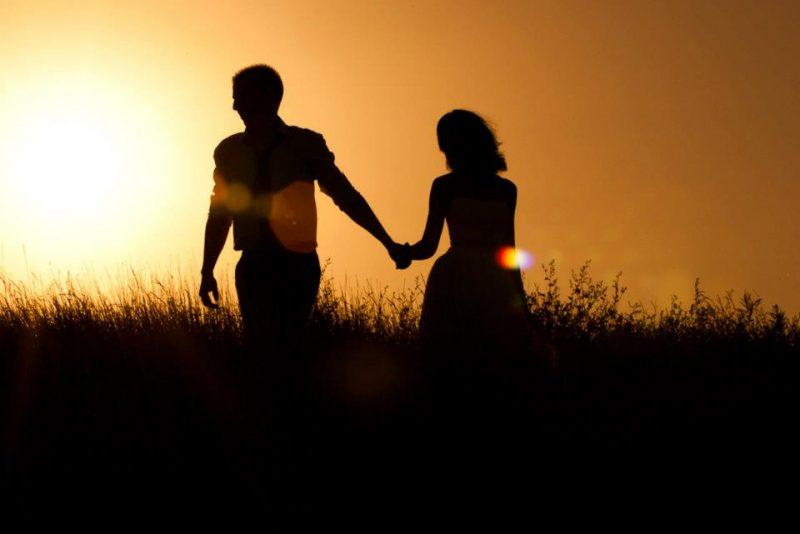 Сватбен албум на Полина и Петко
