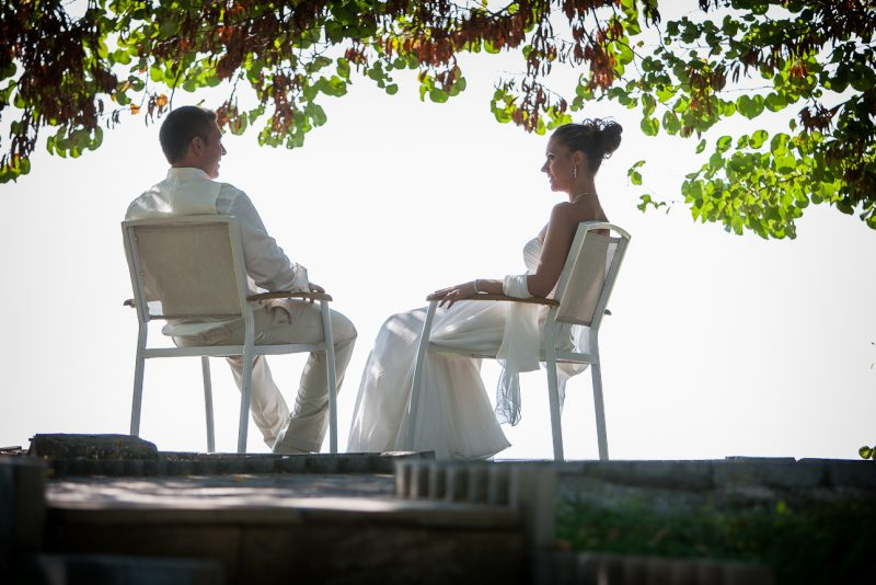 Фотосесия след сватбата на Ели и Цецо