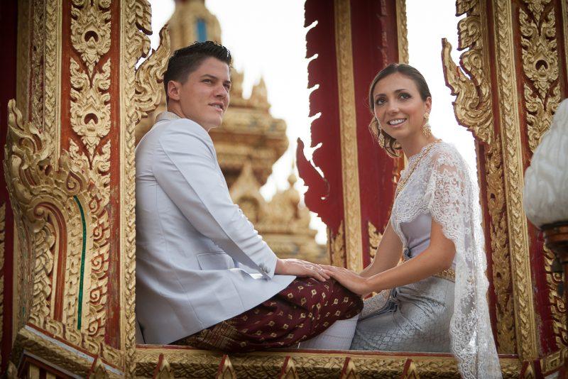 Фотосесията от Тайланд