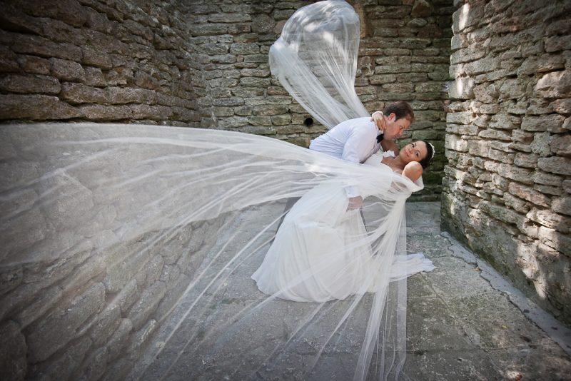 Красен и Иванка – фотосесия след сватбата