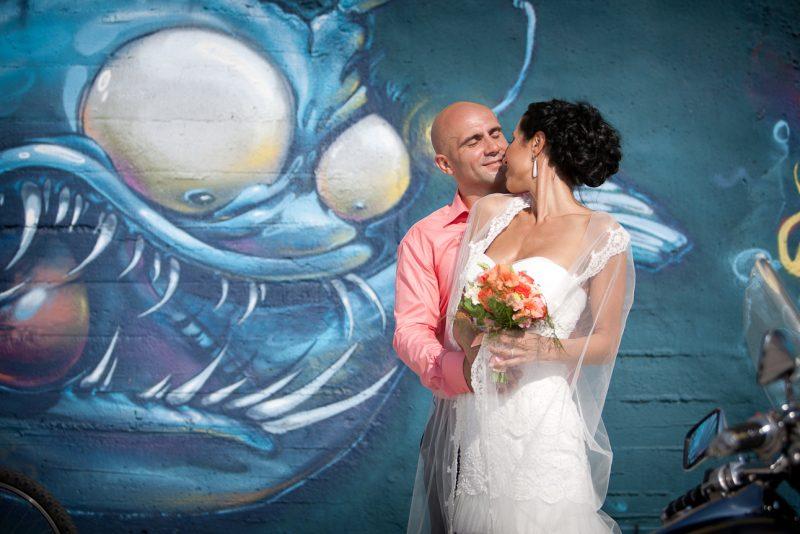След сватбата – фотосесия на Людмил и Валентина