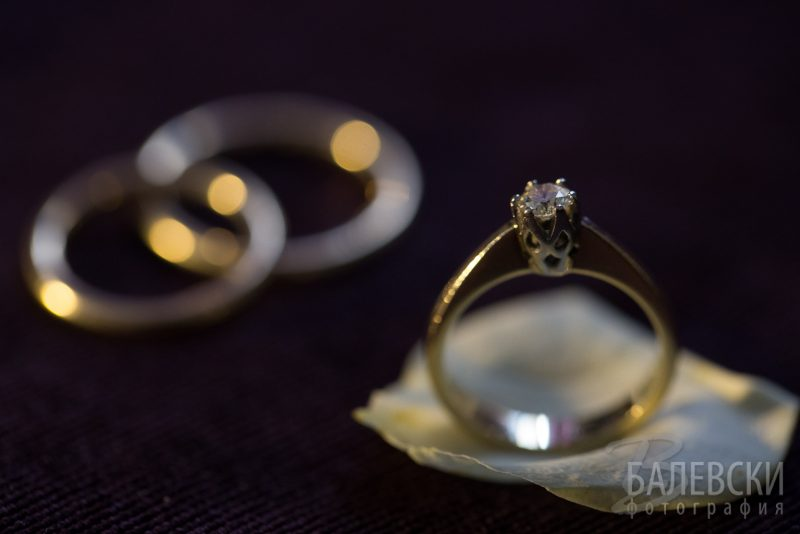 Детайлите през погледа един сватбен фотограф