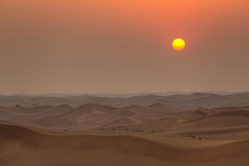 Дубай – интересна дестинация за снимки и почивка