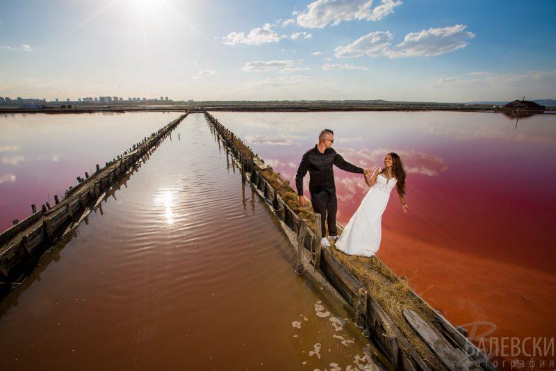 Джема и Иван – уникални младоженци и тяхната незабравима сесия