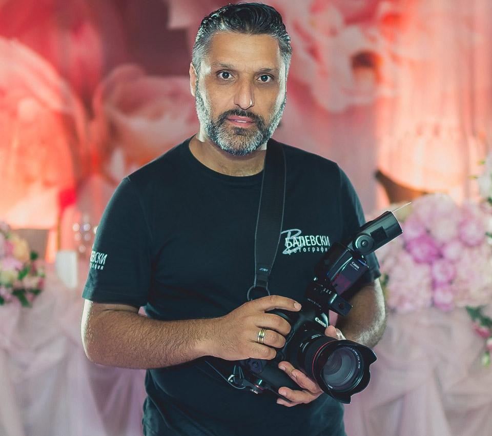 За Влади – Сватбен фотограф