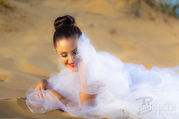 Фотосесия след сватбата – нова сесия
