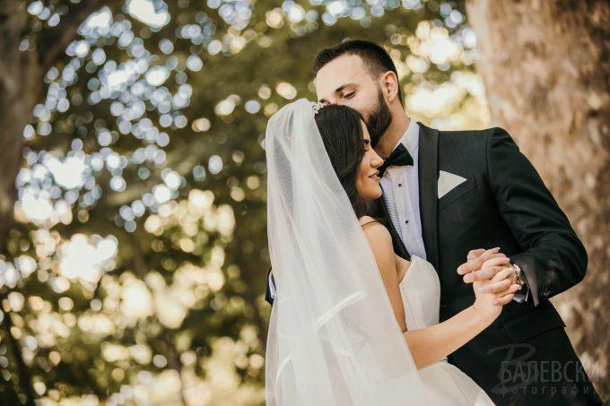 Снимки от сватбата на Стефи и Злати