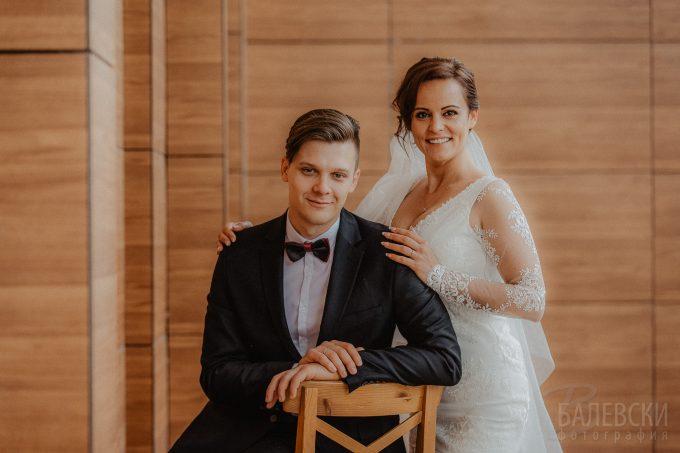 Сватбената история на Ина и Деян