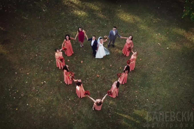 Сватбата на Соня и Илиян – подробен репортаж