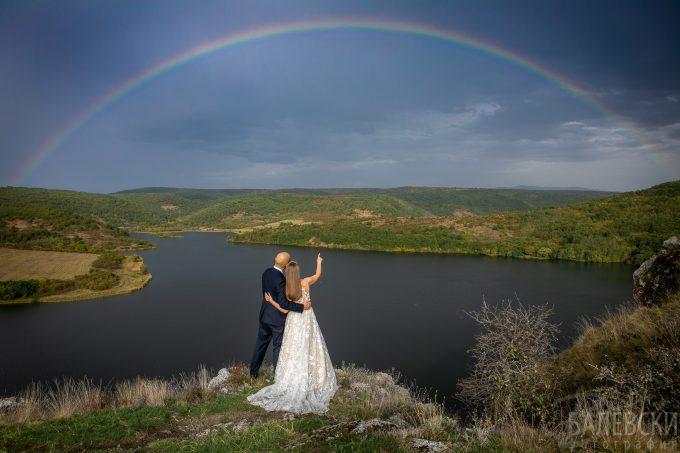 Сватбената фотосесия на Рали и Тео